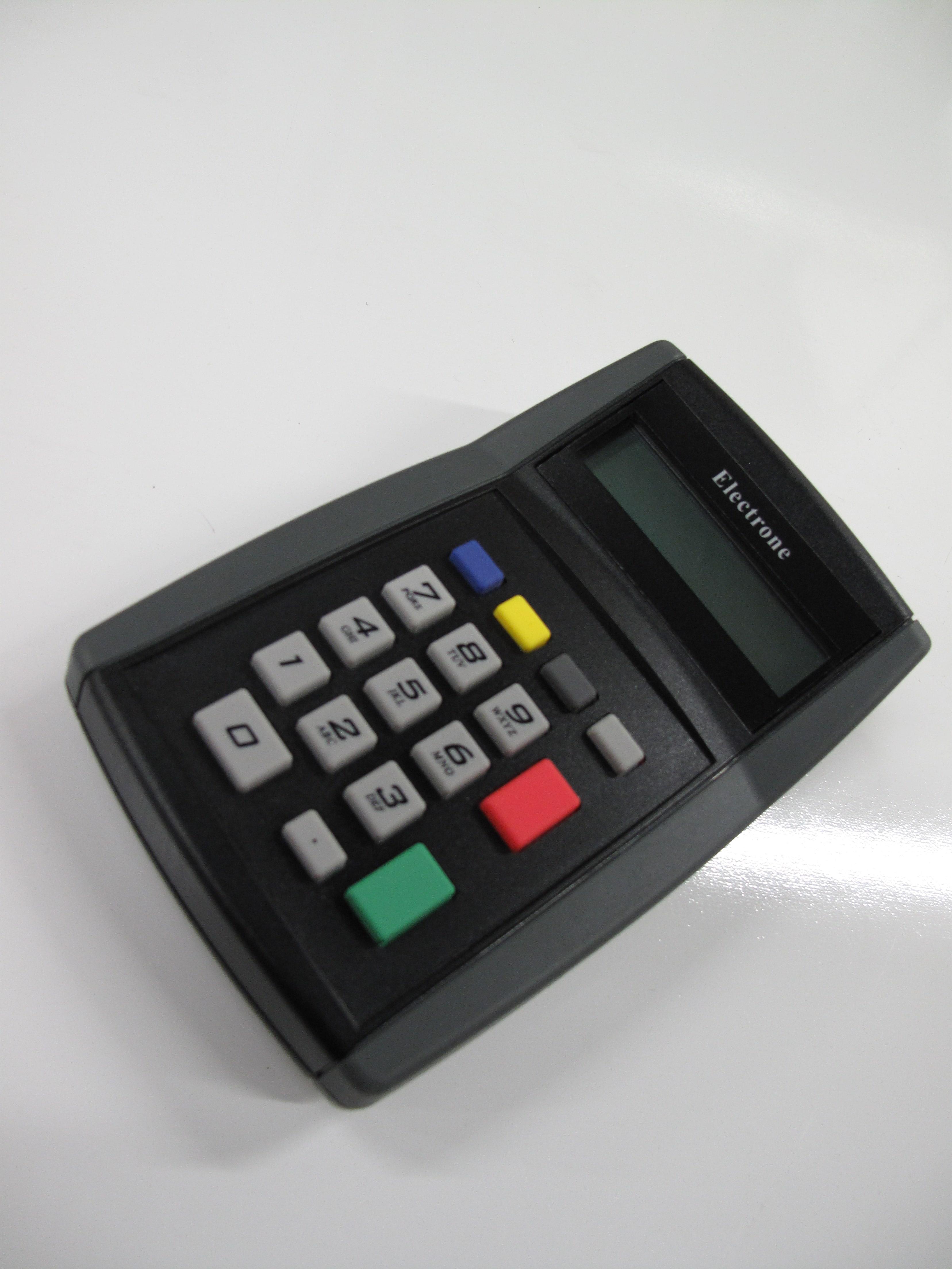 Soluciones, Soluciones, Soluciones: Conexiones disponibles para el teclado Electrone 735 con pantalla – TCP / IP – PoE; USB VCP o HID y Serial / RS232